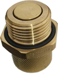 Femco Drain Plug with Face Groove